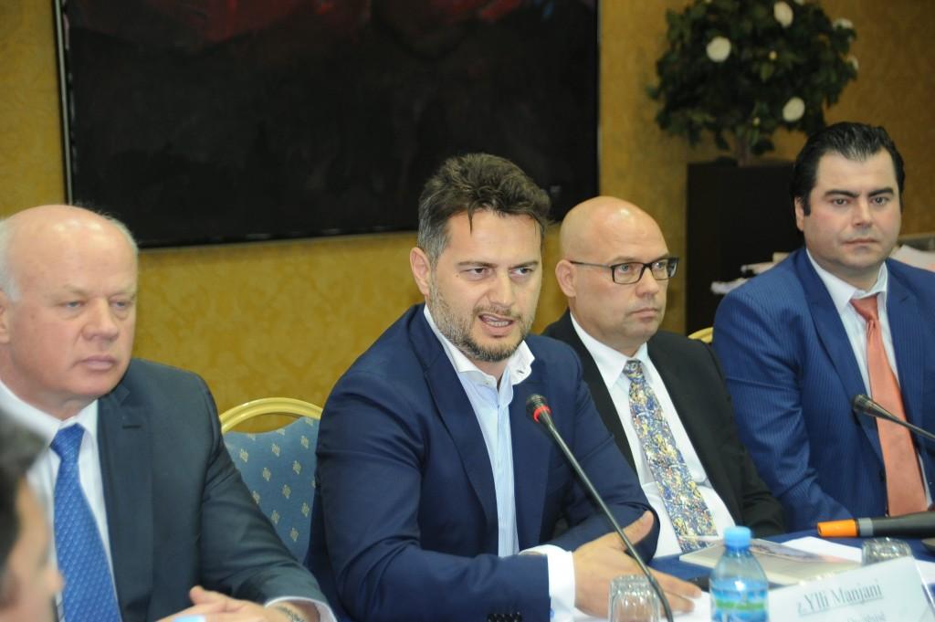 A.Dobrushi,konferenca per gjykatat administrative,INFOCIP Gerti Shella Pjesa 1