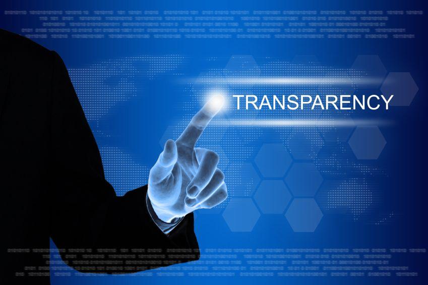Transparency INFOCIP