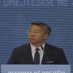 US ambassador, Donald Lu, INFOCIP